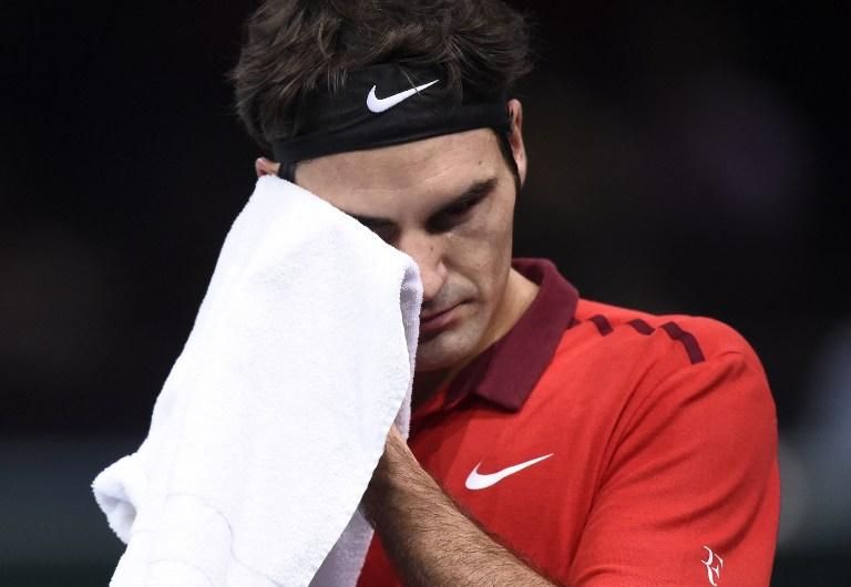 Federer y Wawrinka liderarán a Suiza en la final de la Copa Davis