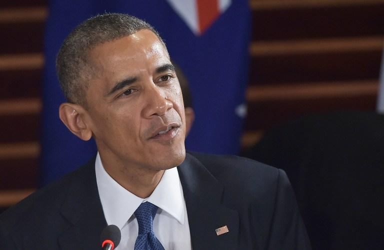 "Obama promete ""responder"" a Corea del Norte por ataque cibernético"