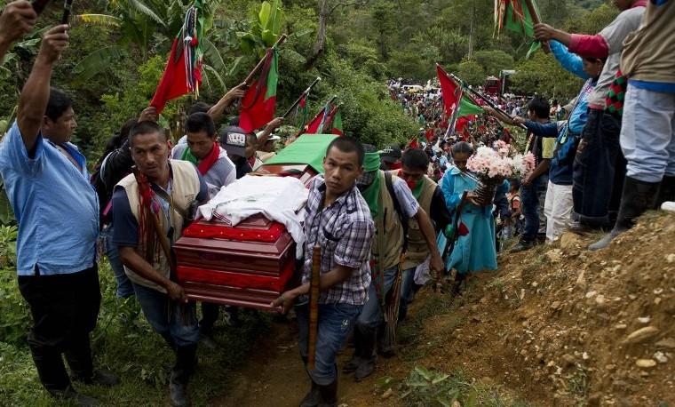 Hasta 2015 una persona desaparecía cada ocho horas en Colombia por conflicto armado