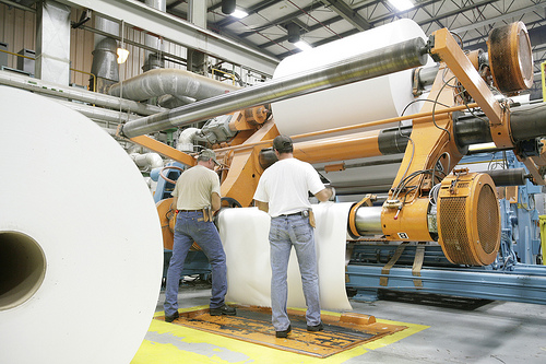 Industria papelera en Colombia genera más de 80 mil empleos