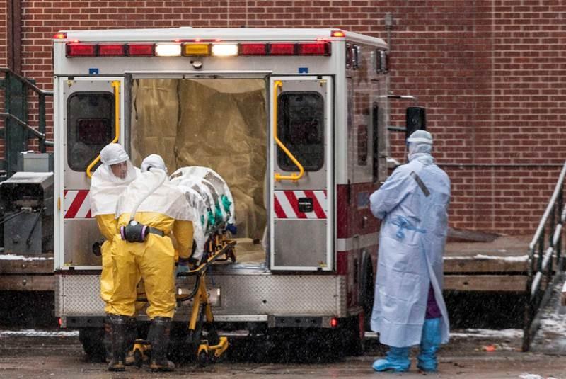 Falleció en EEUU médico de Sierra Leona enfermo de ébola