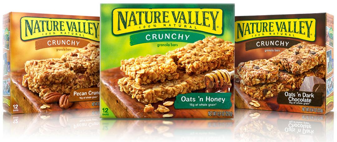 "General Mills retirará mención ""100% natural"" a barras de granola"