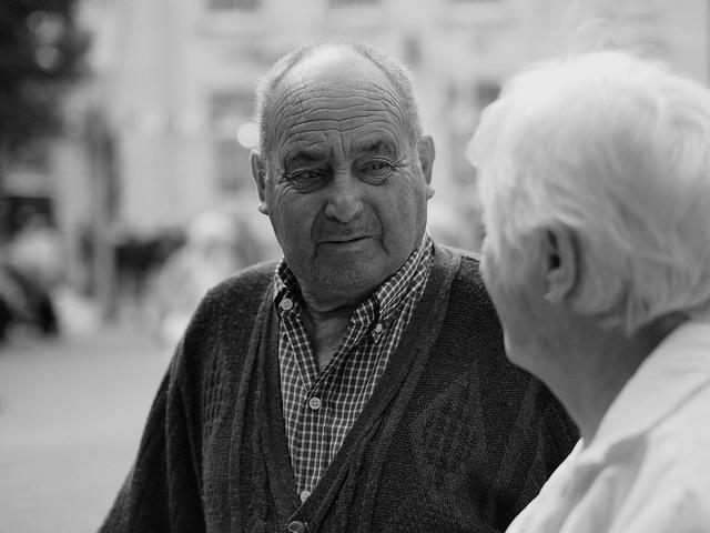 La salud ocular en los mayores