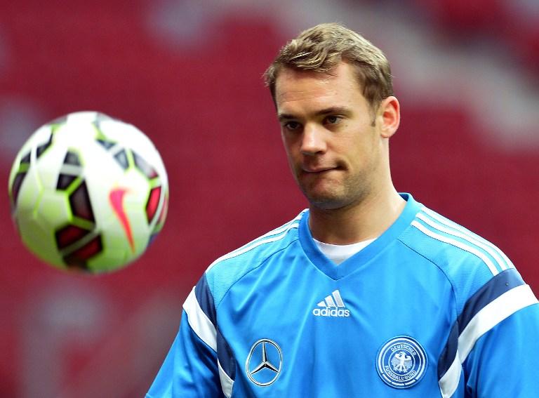 Los 20 mejores futbolistas del 2014: Neuer en primer lugar, según L'Équipe