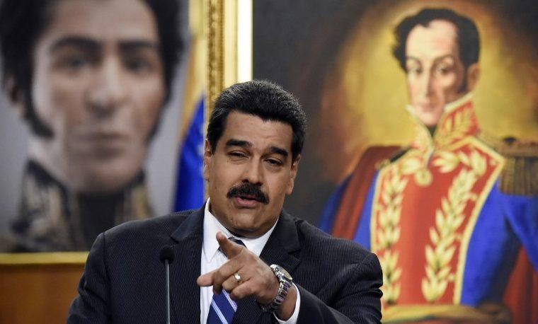 Maduro busca apoyo en China, venezolanos esperan ajustes por crisis económica