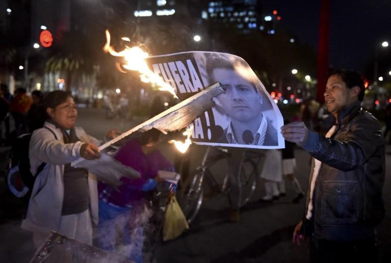 Identifican restos de uno de los 43 estudiantes mexicanos desaparecidos