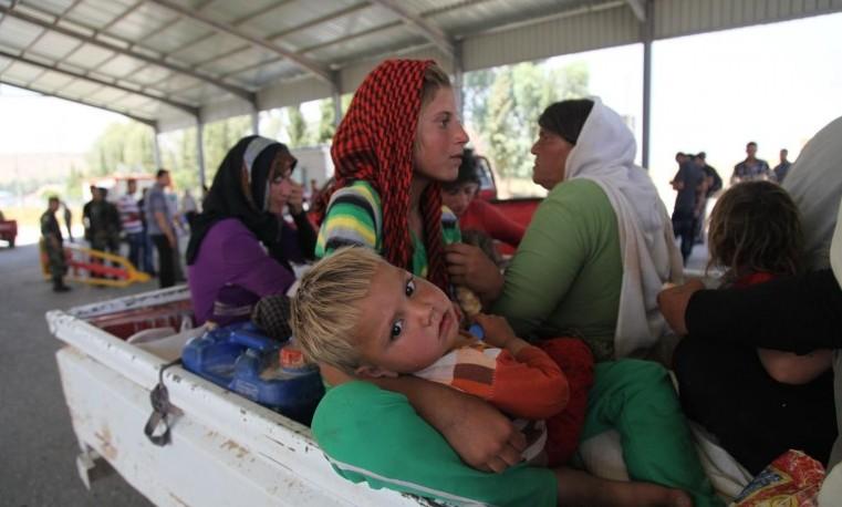 ONU pide centrar la ayuda humanitaria en mujeres y niñas en zonas de guerra