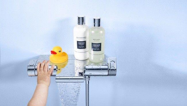 Consejos para un cuarto de baño adaptado a niños
