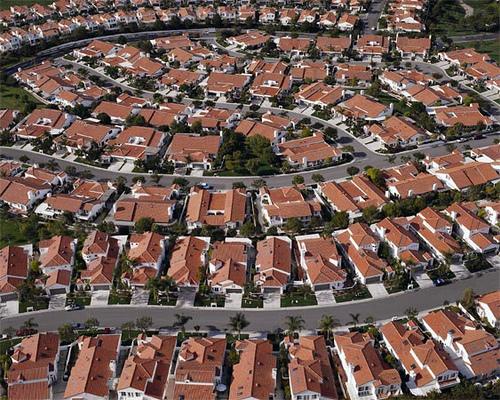 El crecimiento de los suburbios: tendencia mundial