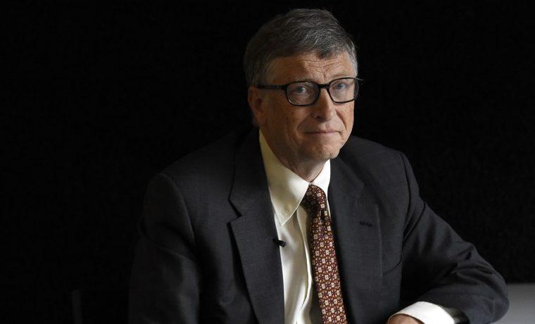 Bill Gates reúne mil millones de dólares para energías limpias