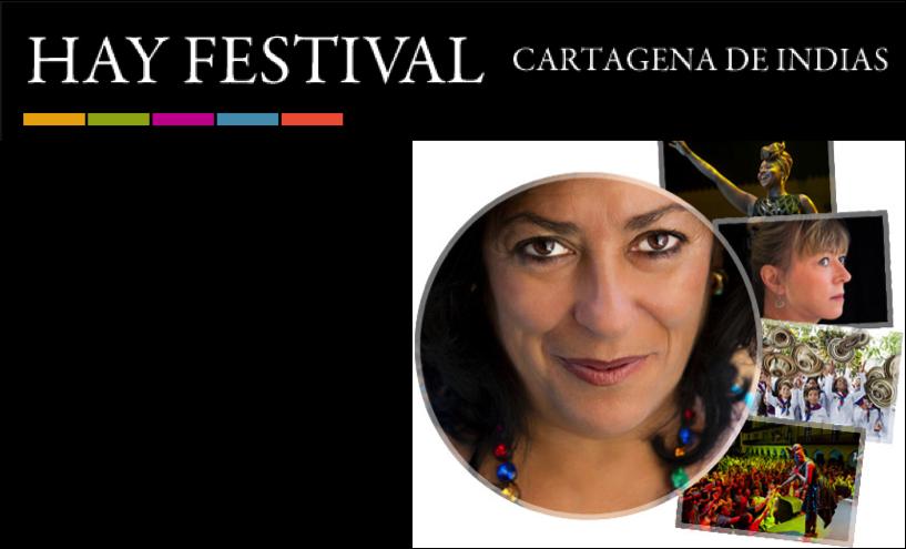 Jody Williams y negociadores con FARC llevan paz al Hay Festival de Cartagena