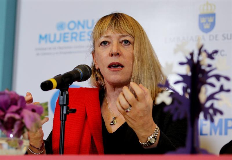 Ganadoras del Nobel de Paz participan en encuentro sobre la violencia sexual en conflictos armados