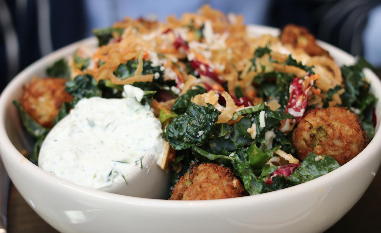 ¿Qué es una ensalada?