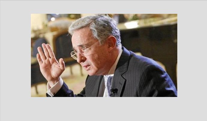 Ex-Presidente Uribe propone prolongar conversaciones de paz con FARC