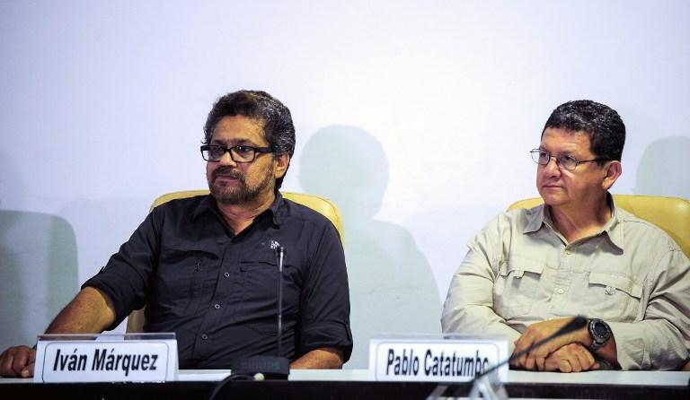 """FARC: Cese temporal de bombardeos en Colombia es de """"dudosa generosidad"""""""
