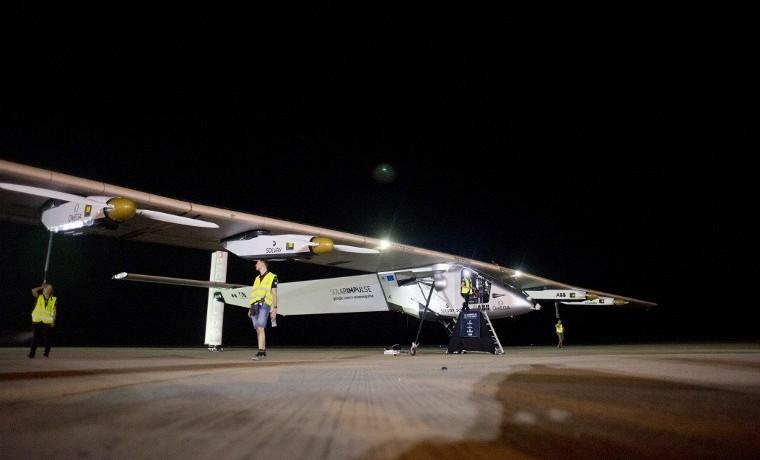 El avión Solar Impulse 2 permanecerá varios meses en Hawái para reparaciones