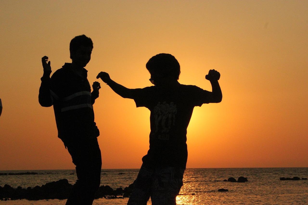 Una buena amistad siempre es saludable