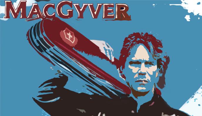En búsqueda de la próxima MacGyver para inspirar a las jóvenes