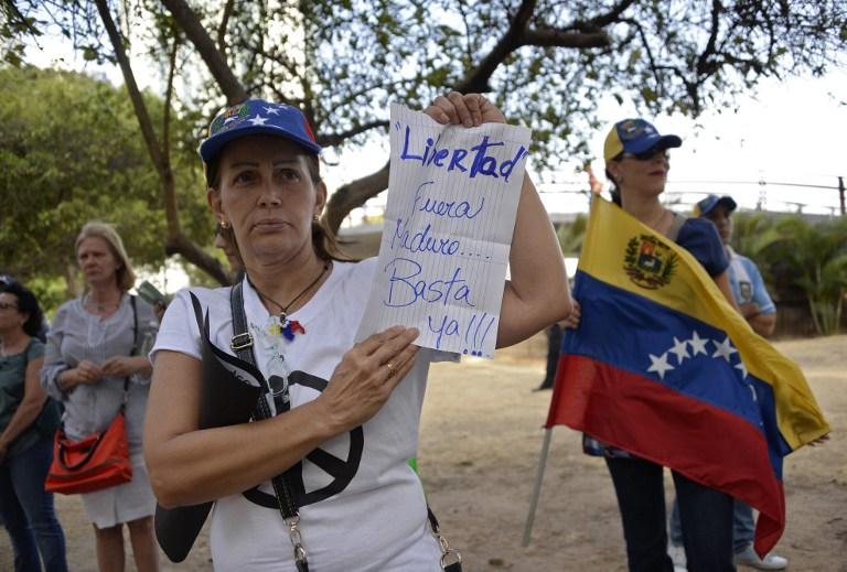 Maduro dice a Rousseff que quiere reducir tensiones con EEUU