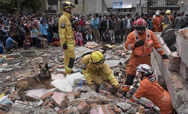 Milagros contra el reloj en Nepal