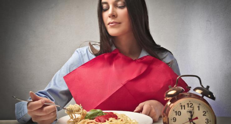 ¿Conoce usted los beneficios de dedicarle tiempo a su alimentación?