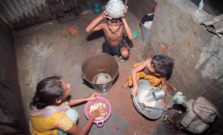 Aprendizajes en la Lucha Contra la Pobreza Extrema