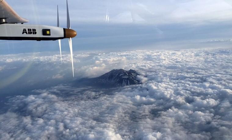 Solar Impulse 2 obligado a aterrizar en Japón por mal tiempo
