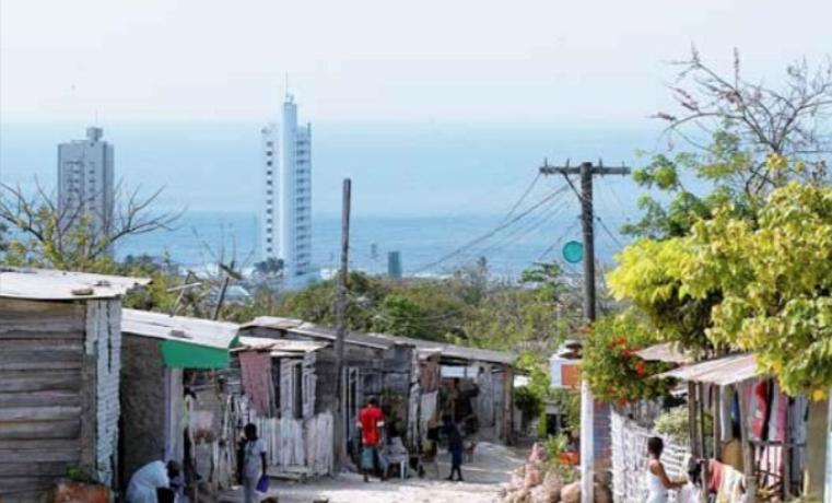 Historia de la vida real: Mercedes Fernández en el Barrio El Pozón