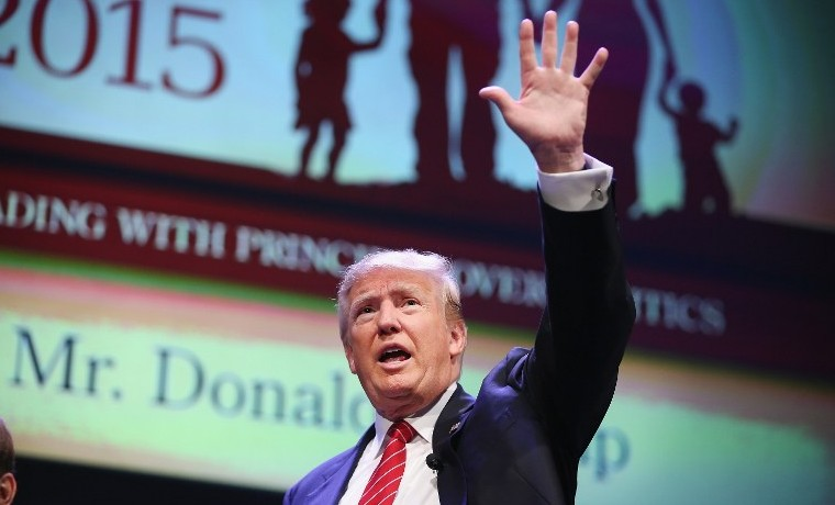 Trump, especialista en cosechar criticas alrededor del mundo antes de su elección