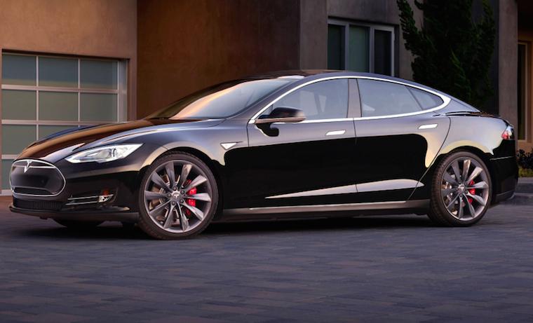 Vehículo eléctrico Tesla: 100/100