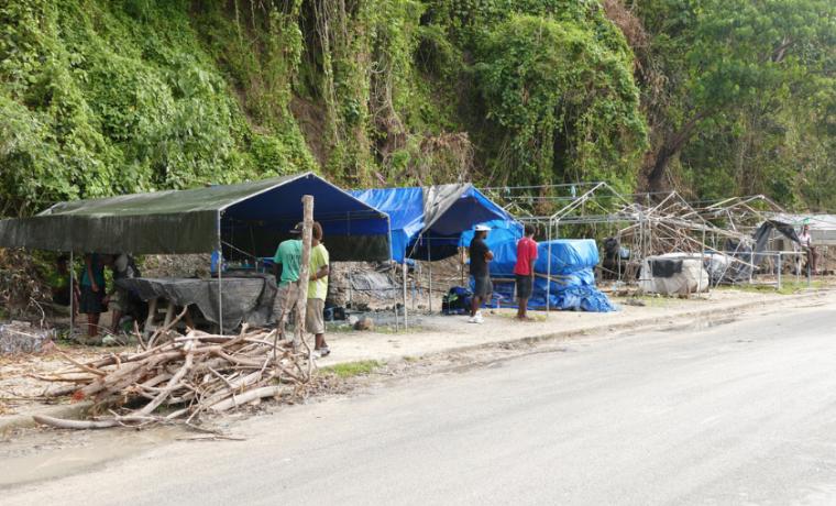 El desarrollo de los pequeños Estados insulares es amenazado por el cambio climático y el crimen trasnacional