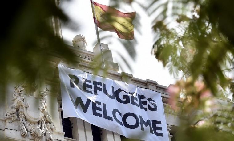 Un reparto desigual ¿Qué países acogen a más refugiados?