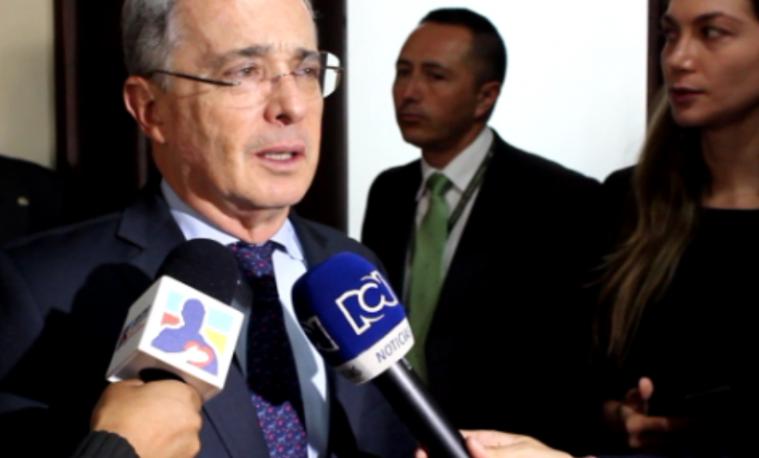 Declaración del expresidente Uribe Vélez sobre las acusaciones del Fiscal