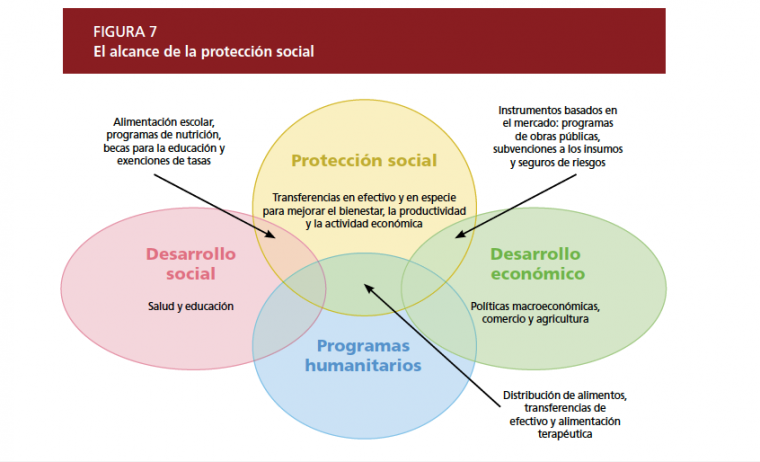"""Para """"escapar de la trampa del hambre"""", la FAO recomienda ampliar protección social"""
