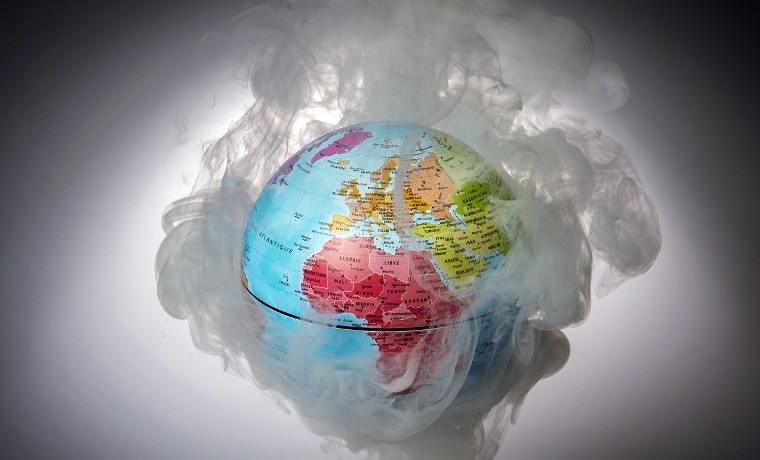 año más caluroso NOAA Cambio climático