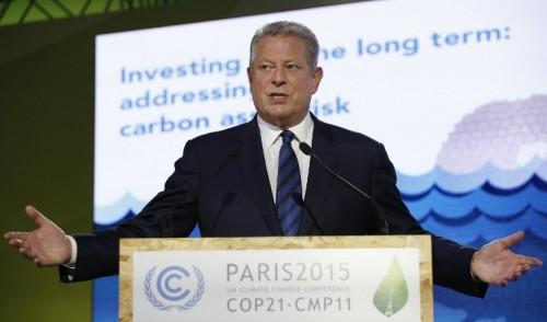 """Al Gore regresa a Cannes con una """"secuela incómoda"""" sobre el clima"""