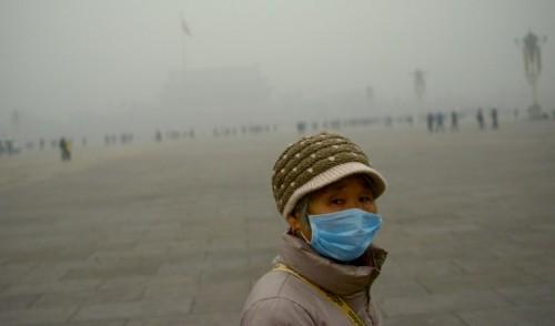 Mejorar la calidad del aire evitaría tres millones de muertes al año en China