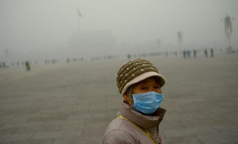 Contaminación calidad del aire