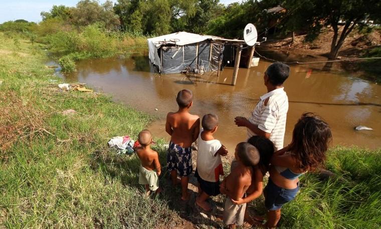 Más de 170.000 evacuados por inundaciones en Paraguay, Argentina, Brasil y Uruguay