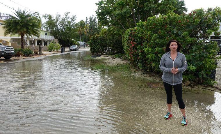 La lenta subida de las aguas costará miles de millones en Florida