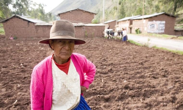 La agricultura con cara de mujer – Parte I