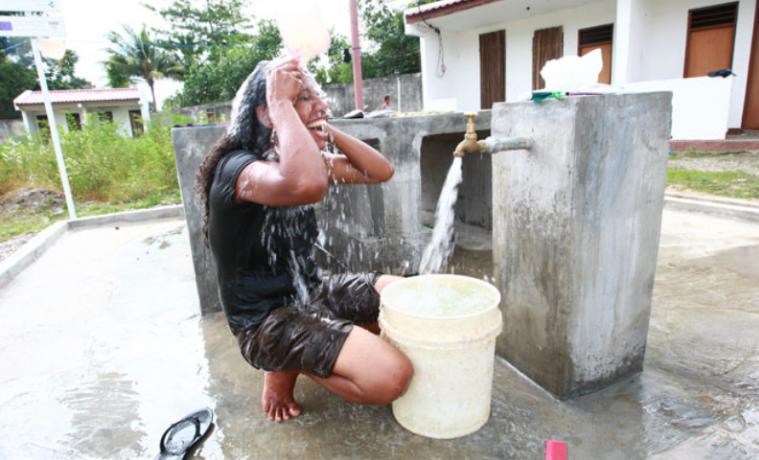 saneamiento agua Objetivos de desarrollo sostenible