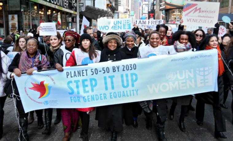 Día Internacional de la Mujer: 8 de marzo 2016