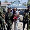 mitin de las FARC refugiadas