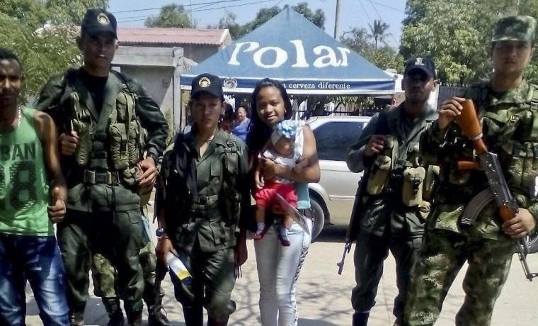 La hermana Alba Stella y su cruzada contra los horrores del conflicto colombiano