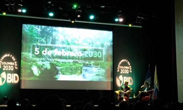 ¿Cómo logrará Colombia un crecimiento sostenible y en paz para 2030?