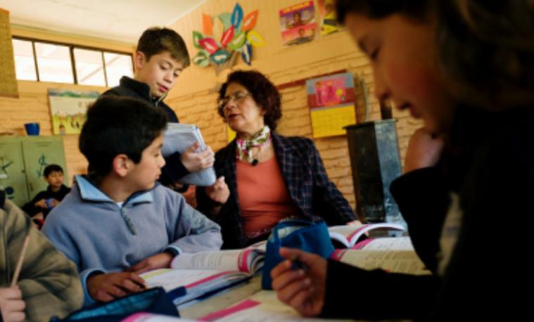 """""""No solo acusen al maestro cuando el sistema tiene laculpa"""": Nuevo Informe GEM"""