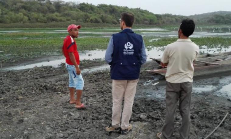 Sequía por El Niño provoca desplazamiento de campesinos en Caribe colombiano