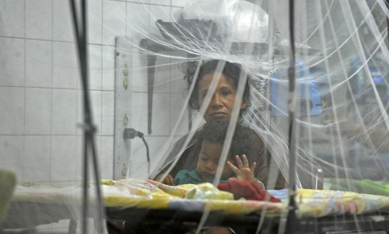 zika expansión del zika