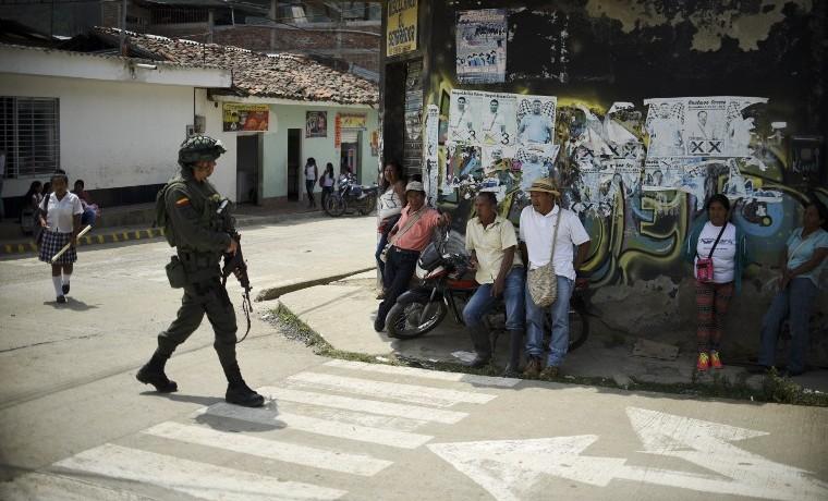 Colombia: las heridas abiertas del conflicto armado en el Cauca